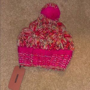 Missoni women's winter hat!